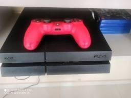 PlayStation 4 Zerado