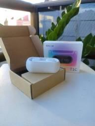 Bota Fora - Fone Bluetooth QCY T1C - PROMOÇÃO - LACRADO