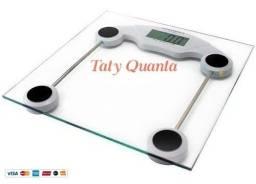 Balança Digital Para Banheiro Para Até 180kg Nova