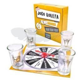 Jogo roleta Drinks Vira! Vira! Vira! 906 18 anos.