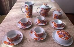 Conjunto chá / café