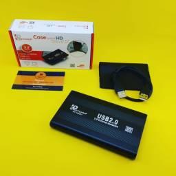 Case para HD Notebook - Usb 2.0