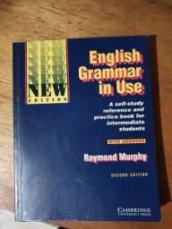 Título do anúncio: Livro de Inglês nível Intermediário