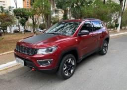 Título do anúncio: Jeep Compass 2.0 16v Diesel Trailhawk 4x4 Automático 2017