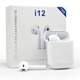 Título do anúncio: Fone I12 Bluetooth