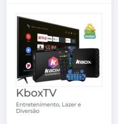 Compre o seu kboxtv, acesse o link na descrição