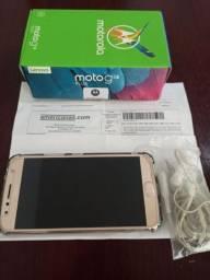 Motorola G5s plus Rose