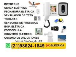 Eletricista resistência comercial e predial
