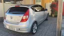 I30 2012 - Prata - Cambio Automático, banco de couro