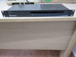 Chaveador Kvm 8 Portas Usb Tk-803r S/cabos Switch Trendnet