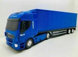 Miniatura caminhão iveco 560 HI-WAY