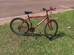 Bicicleta CBX Vermelha