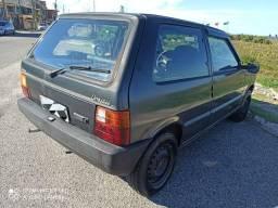 Vendo ou Troco Fiat Uno CS Motor 1.5 8V Nacional Completa com GNV e Doc Ok