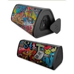 Mifa bluetooth speaker portátil com 10 w estéreo de música surround ao ar livre