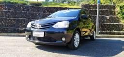 Etios Sedan XLS 1.5 - 2014 (Excelente acabamento)