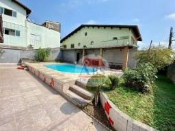 Título do anúncio: Casa com 3 dormitórios para alugar, 100 m² por R$ 3.500,00/mês - Vila Ponte Nova - Cubatão