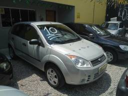 Fiesta Hatch 1.0 Entrada $4.000 2010 (Titan Multimarcas) - 2010