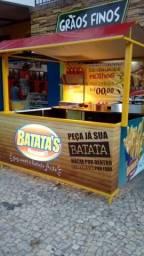Barraca de Batatas Fritas