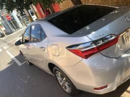 Corolla gli 1.8 automatico 2018 financia - 2018