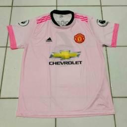Camisas atualizadas de times de futebol