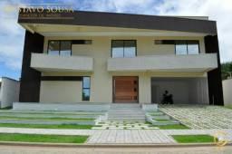 Casa Nova Alphaville Fortaleza, 100%Nascente, lindo lazer privativo 4 Suítes(3 com Closet)