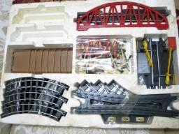 Ferrorama Xp500 Estrela Sem Locomotiva Brinquedo Antigo -sl-Atma-Trol-