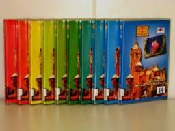 Coleção de DVDs Castelo Ra Tim Bum - TV Cultura