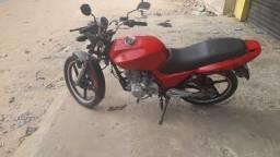 Moto top pra sair pernada - 2010