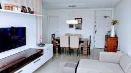 Apartamento em Armação - 3/4 - suíte - Vista mar