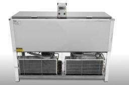 Máquina de Picolé de 10 formas - 600 picolés por hora