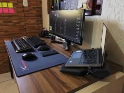 Computador Gamer + Monitor 29 e um Notebook Dell 7460-A20G + SSD m.2 500GB Samsung 850 Evo