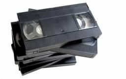Pago por Fita VHS de Vídeo Cassete com filmes gravados da TV ( Leia o anúncio todo )