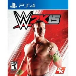 Jogo PS4 WWE 2K15 - Novo e Lacrado comprar usado  Rio de Janeiro