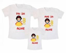 Camisetas Personalizadas 100% Poliéster
