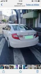 Vendo Honda Civic LXS- ano 2104- Flex - 2014