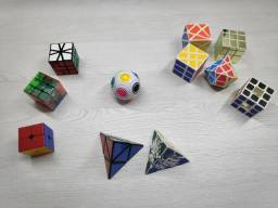Cubos mágicos variados (unidade)