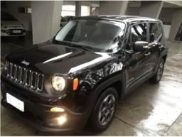 Jeep renegade Sport Automático banco couro - 2016