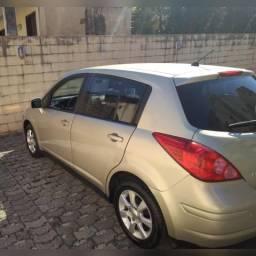 Nissan Tiida - Baixa quilometragem - 2008
