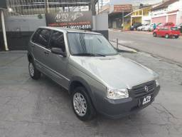 "Fiat/ Uno Way 1.0 Flex "" Entr: 3.000,00+48X"" - 2010"
