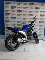 Yamaha fz25 fazer 250 blueflex 2019/2020 - 2019