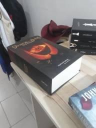 Livro trilogia completa senhor dos aneis