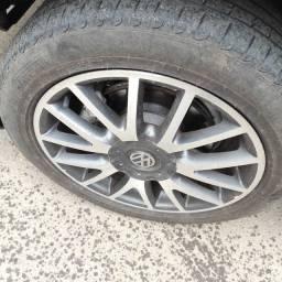 Troco roda 17 em rodas maiores