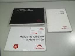 Manual Do Proprietário Kia Soul 2011