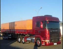 Scania R440 graneleiro pago no boleto