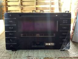 Radio Original Toyota Corolla 2014 86120-02l00 (878)