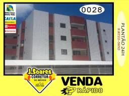 Apartamento 3 Quartos para Venda em João Pessoa, Jardim Cidade Universitária, 3 dormitório