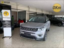 JEEP COMPASS 2.0 16V FLEX LIMITED AUTOMATICO.