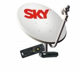 Kit Antena Parabólica Sky