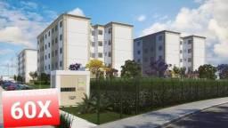 Ap em Pinhais 2 dormitórios entrada facilitada.
