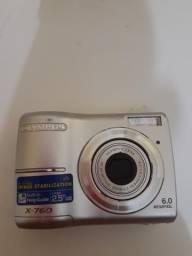 Câmera olympus 6.0 original